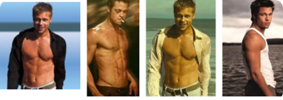 Brad Pitt Troy Workout – How to Get a Brad Pitt Body ...