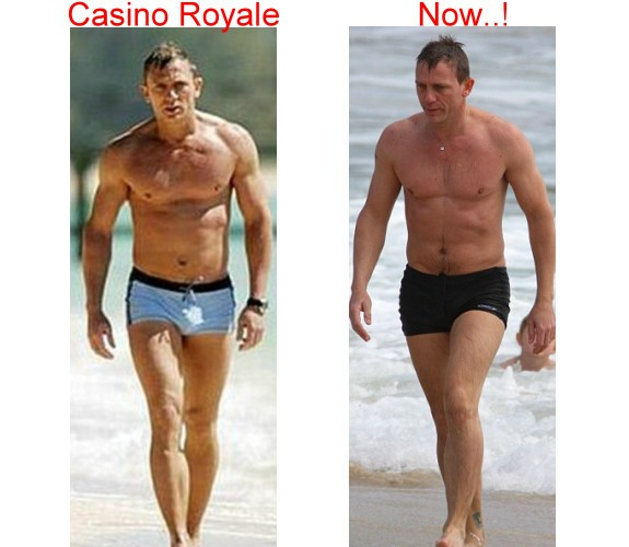 casino royale workout