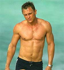 James Bond Workout Produces Greater Muscle Size