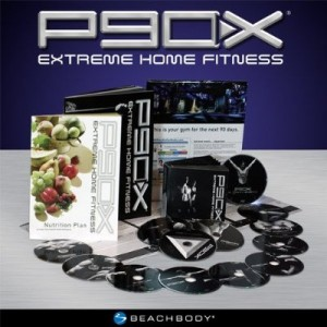 p90x resistance bands and dvd