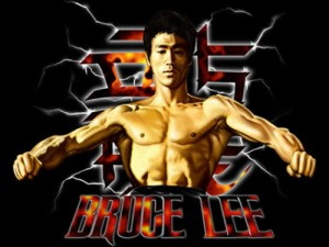 Bruce lee Workout