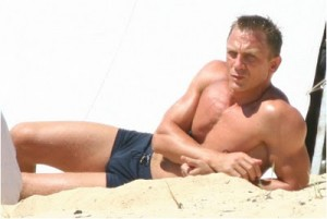 Daniel Craig Workout and Diet